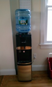The Poland Spring Water Jug Carry Home Workout
