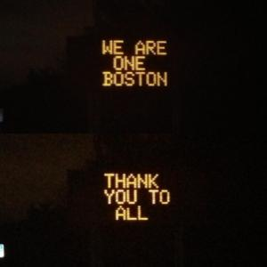 We are One Boston