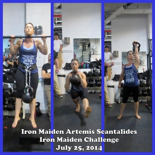 Iron Maiden Challenge 2014