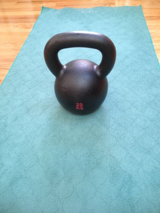 Kettlebells in the Kitchen!