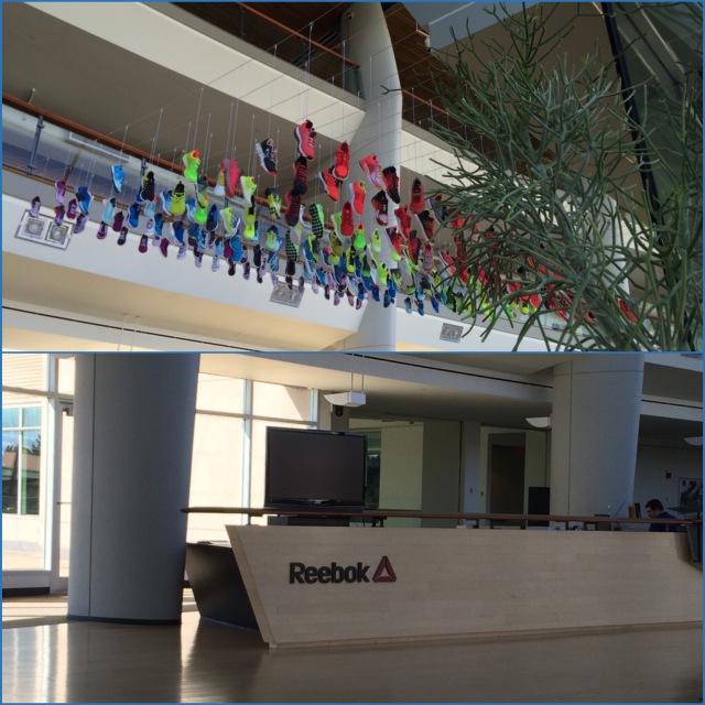 Reebok HQ, Canton, MA