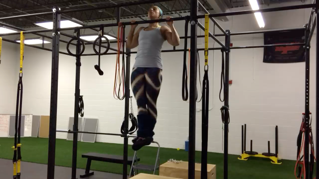 Pullup Bodyweight