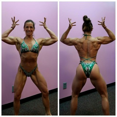 Julia L 19 Days Out