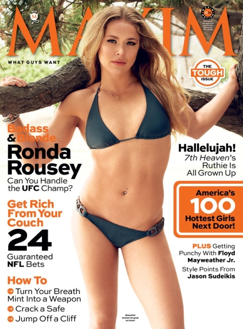 ronda-rousey-september-maxim-cover