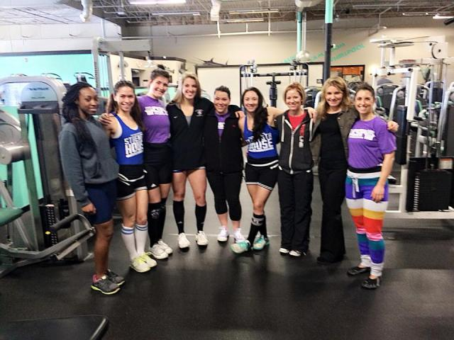 CSP Powerlifting Girls