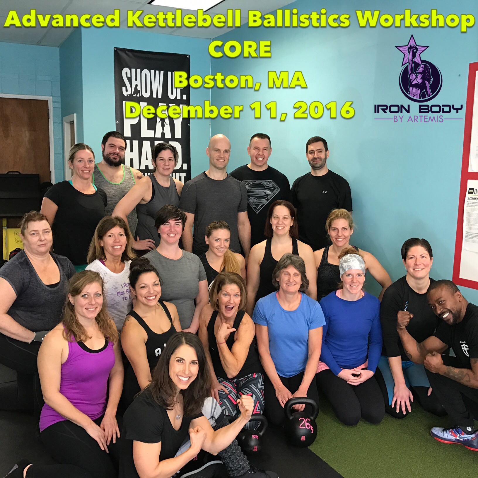 Strongfirst Kettlebell Course Las Vegas: Two Times Bodyweight Deadlift: Unreasonable Standard Or